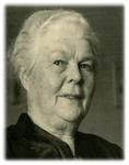 Johanna Sofia Lindblom (s. Thomé)